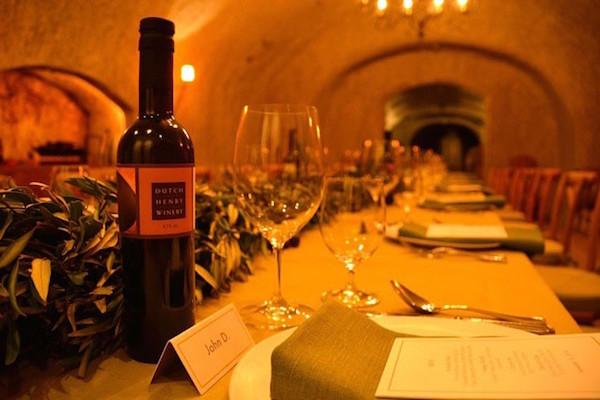 Dutch Henry Winery in Calistoga