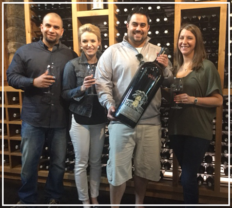 Dynamic Photo SF Wine Tasting Tours
